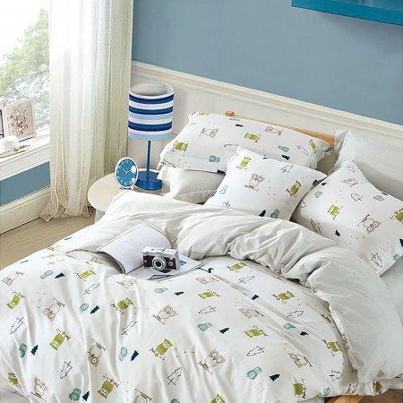 «TS05-X81» семейное постельное белье, САТИН, TANGO
