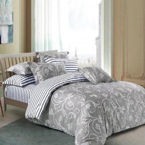 «TS05-X18» семейное постельное белье, САТИН, TANGO