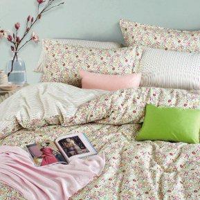 «TS05-X49» семейное постельное белье, САТИН, TANGO