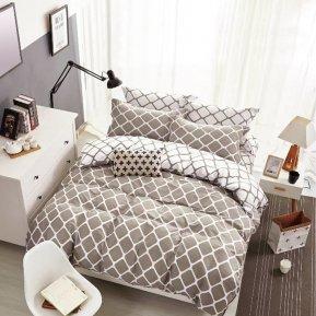 «TPIG5-629» семейное постельное белье, САТИН, TANGO