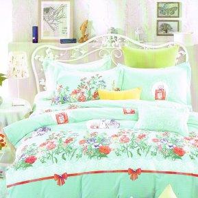 «TPIG5-105» семейное постельное белье, САТИН, TANGO