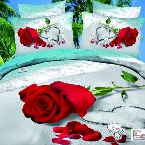 «TS03-863 (77A)» ЕВРО постельное белье, САТИН, TANGO