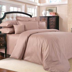 «Миндальный крем» семейное постельное белье, Сатин, Текс-Дизайн