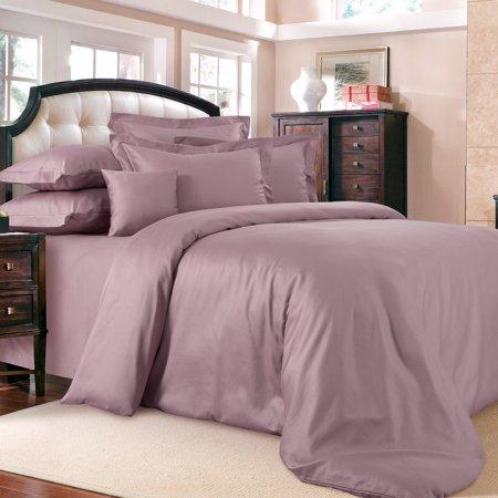 Постельное белье «Пыльная роза» 1,5 - спальное, Сатин, Текс-Дизайн