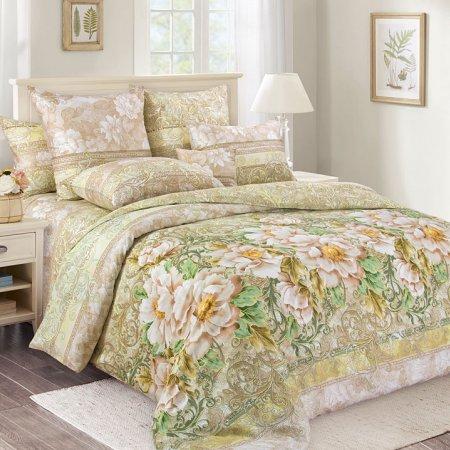 Постельное белье «Анжелика» 1,5 - спальное, Сатин, Текс-Дизайн