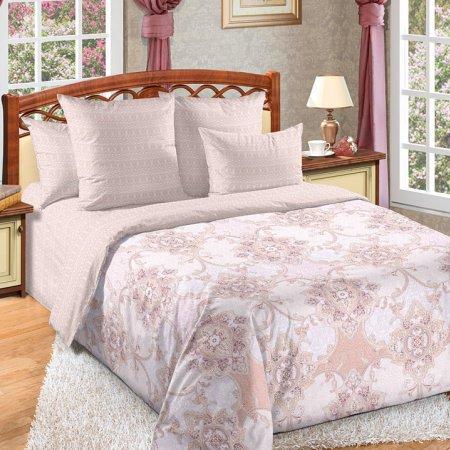 Постельное белье «Амулет» двуспальное с европростыней, Сатин, Текс-Дизайн