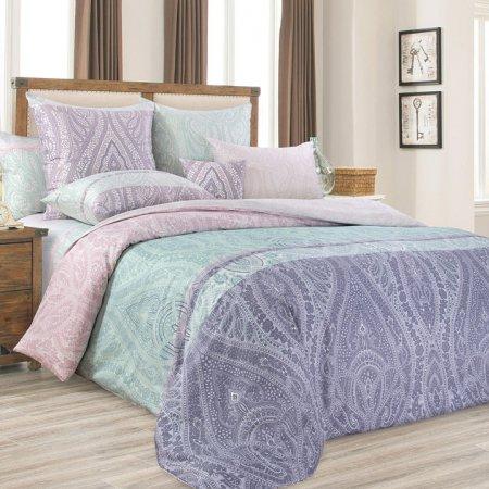 Постельное белье «Силуэт» 1,5 - спальное, Сатин, Текс-Дизайн