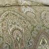 Постельное белье «Акапелла 1 зел» ЕВРО, Сатин, Текс-Дизайн
