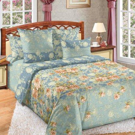 Постельное белье «Позолота» 1,5 - спальное, Сатин, Текс-Дизайн