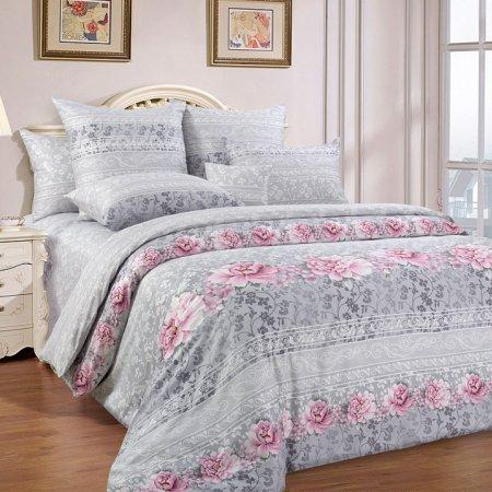 Постельное белье «Объятие» 1,5 - спальное, Сатин, Текс-Дизайн