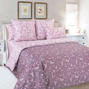 «Габриэль 3» двуспальное с европростыней постельное белье, Сатин, Текс-Дизайн