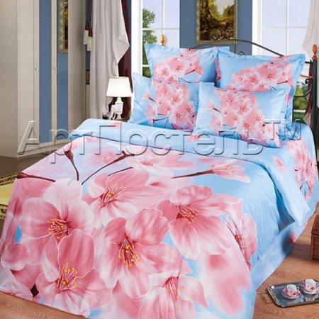 Постельное белье «Дива №3» 1,5 - спальное, Сатин, Арт Дизайн