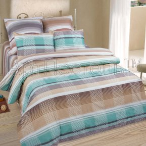 «Джерба» 1,5 - спальное постельное белье, САТИН, Арт Дизайн