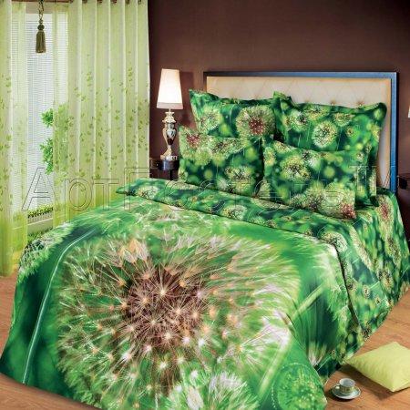 Постельное белье «Воздушный танец» 1,5 - спальное, Сатин, Арт Дизайн