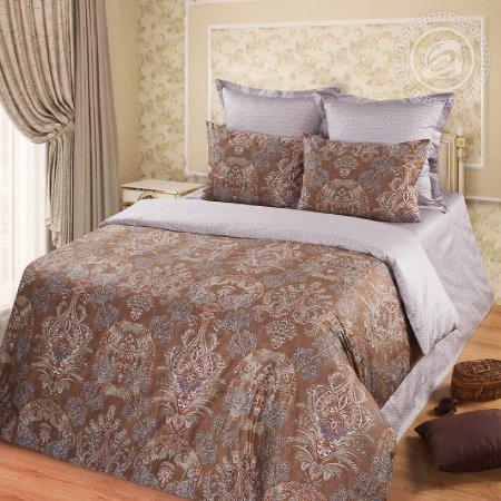 Постельное белье «Кристалл» 1,5 - спальное, Сатин, Арт Дизайн