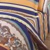 Постельное белье «Яхонт» семейное, Сатин, Арт Дизайн