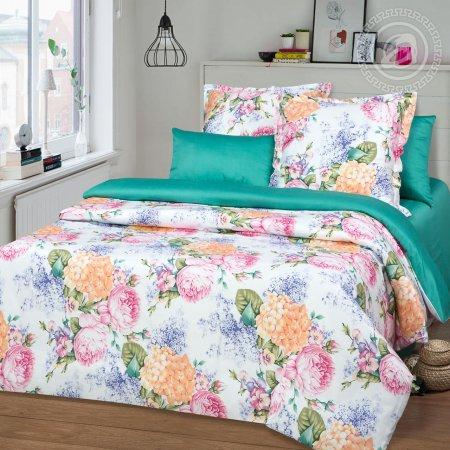 Постельное белье «Элиза» 1,5 - спальное, Сатин, Арт Дизайн