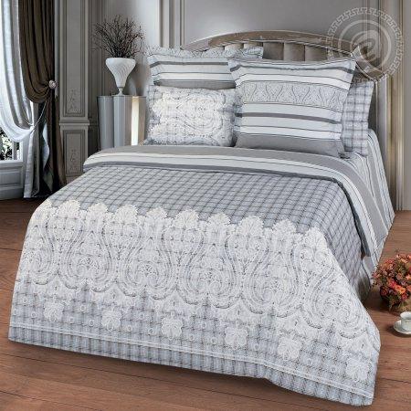 Постельное белье «Феличе» 1,5 - спальное, Сатин, Арт Дизайн