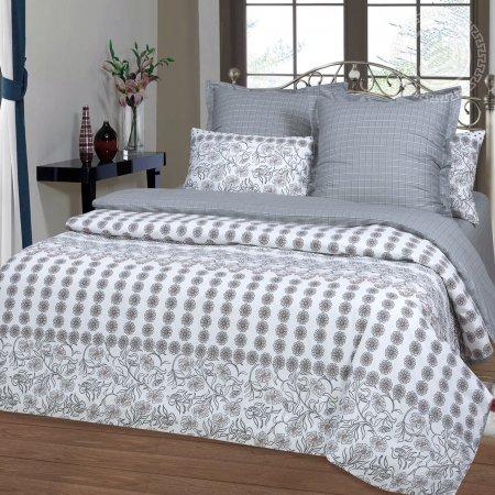 Постельное белье «Джорджия» 1,5 - спальное, Сатин, Арт Дизайн