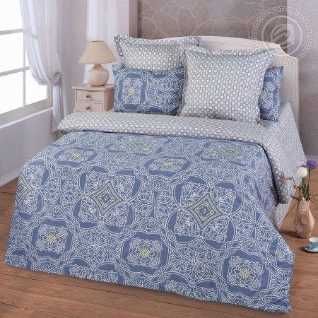 Постельное белье «Чарльз» 1,5 - спальное, Сатин, Арт Дизайн