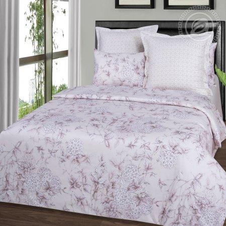 Постельное белье «Лира» двуспальное с европростыней, Сатин, Арт Дизайн