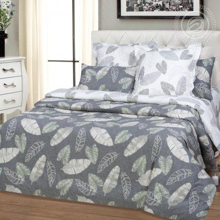 Постельное белье «Возрождение» двуспальное с европростыней, Сатин, Арт Дизайн
