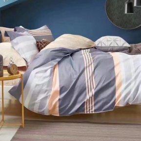 «DS-54-282» 1,5 - спальное постельное белье, Сатин, Вальтери
