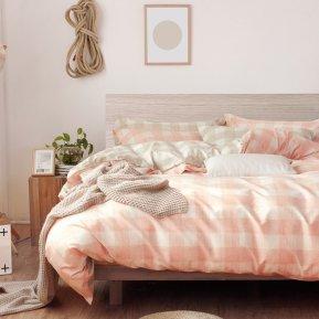 «DS-40-282» 1,5 - спальное постельное белье, Сатин, Вальтери
