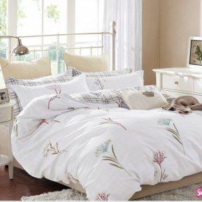 «DS-61-282» 1,5 - спальное постельное белье, Сатин, Вальтери