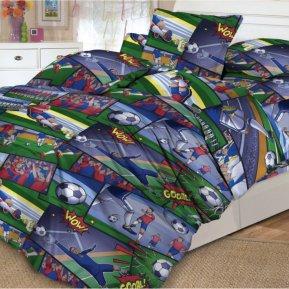 «DL-14-282» 1,5 - спальное постельное белье, Поплин, Вальтери