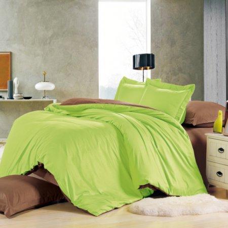 Постельное белье «LS-06-282» 1,5 - спальное, Сатин, Вальтери